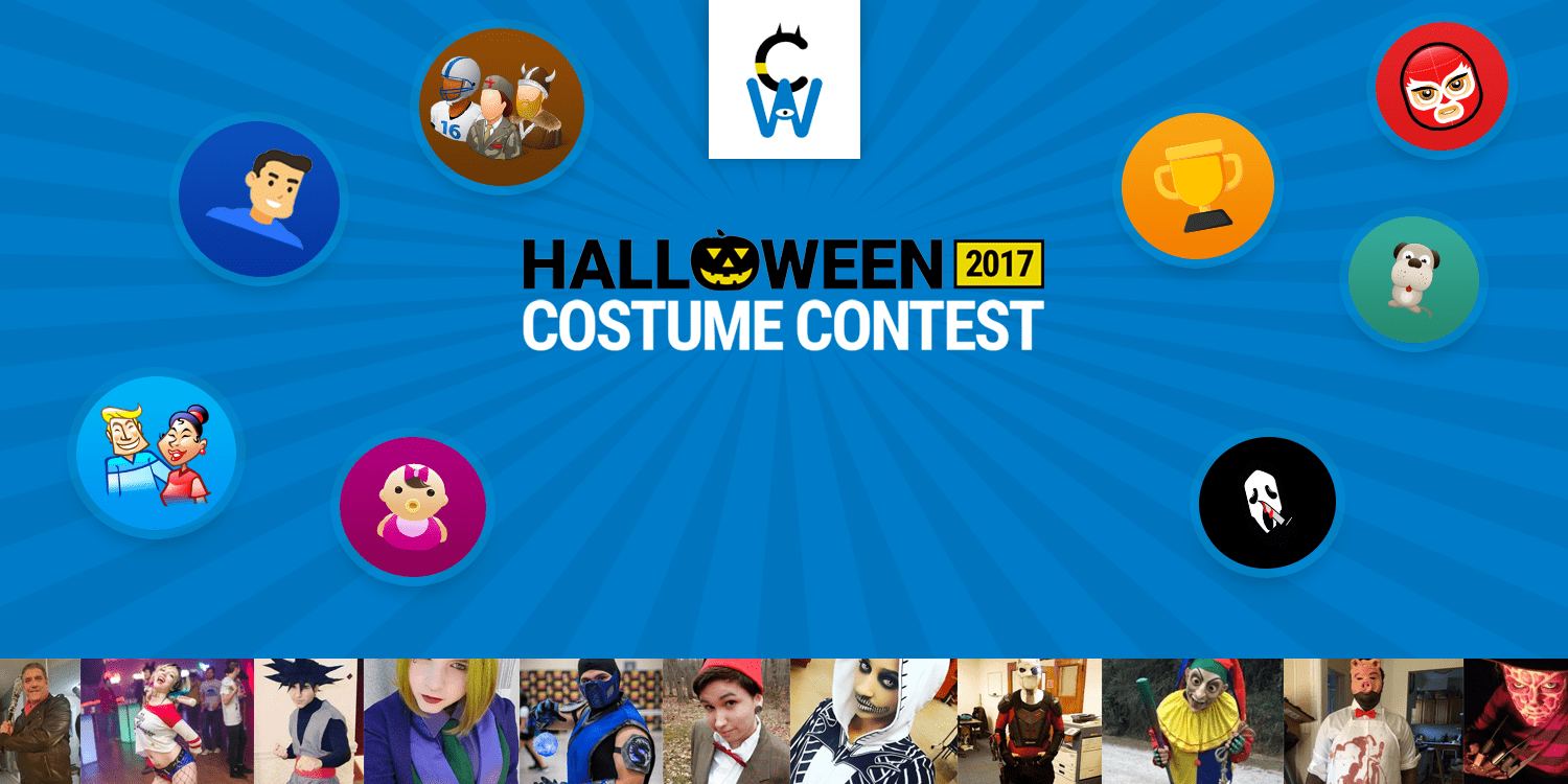 CHalloween Costume Contest