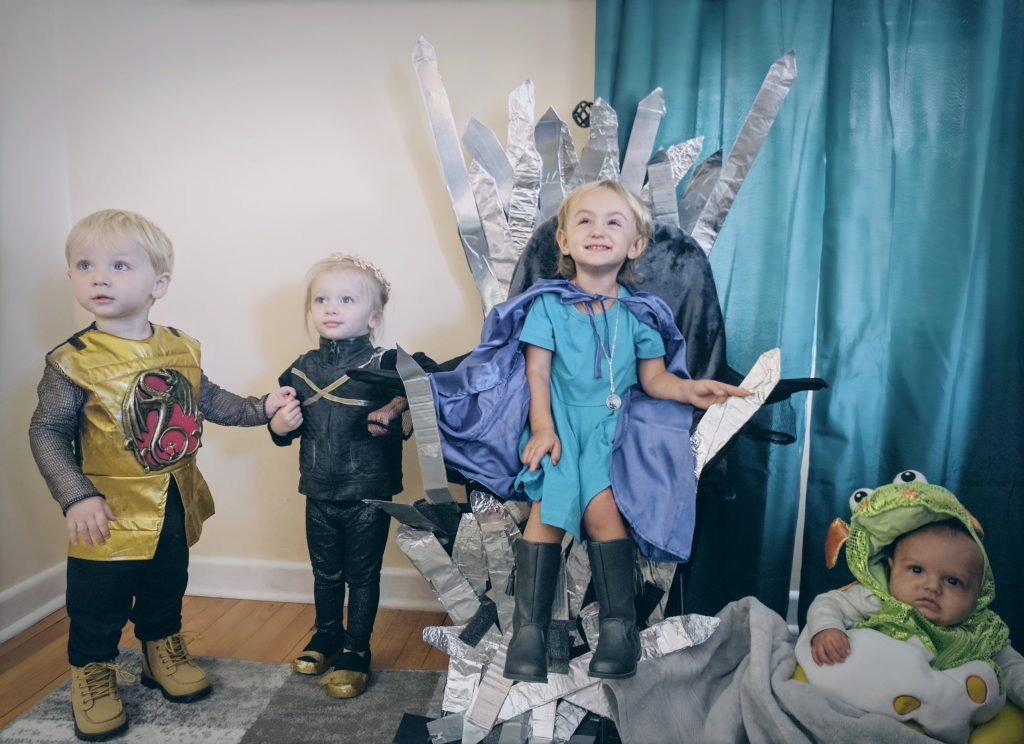 Game of Thrones – Toddler Edition