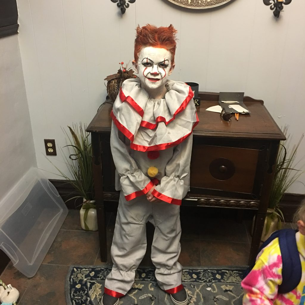 Pennywise Halloween Costume Contest 2018