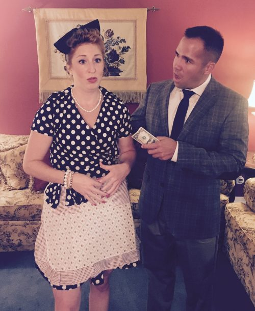 Ricky and Lucy (I Love Lucy)