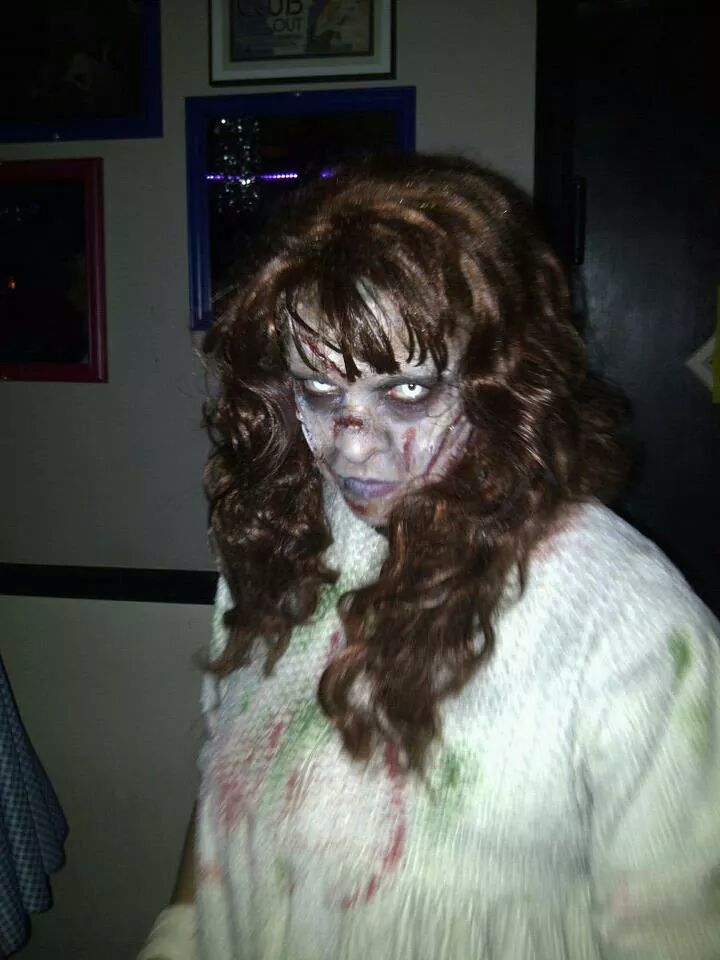 Regan from the Exorcist!