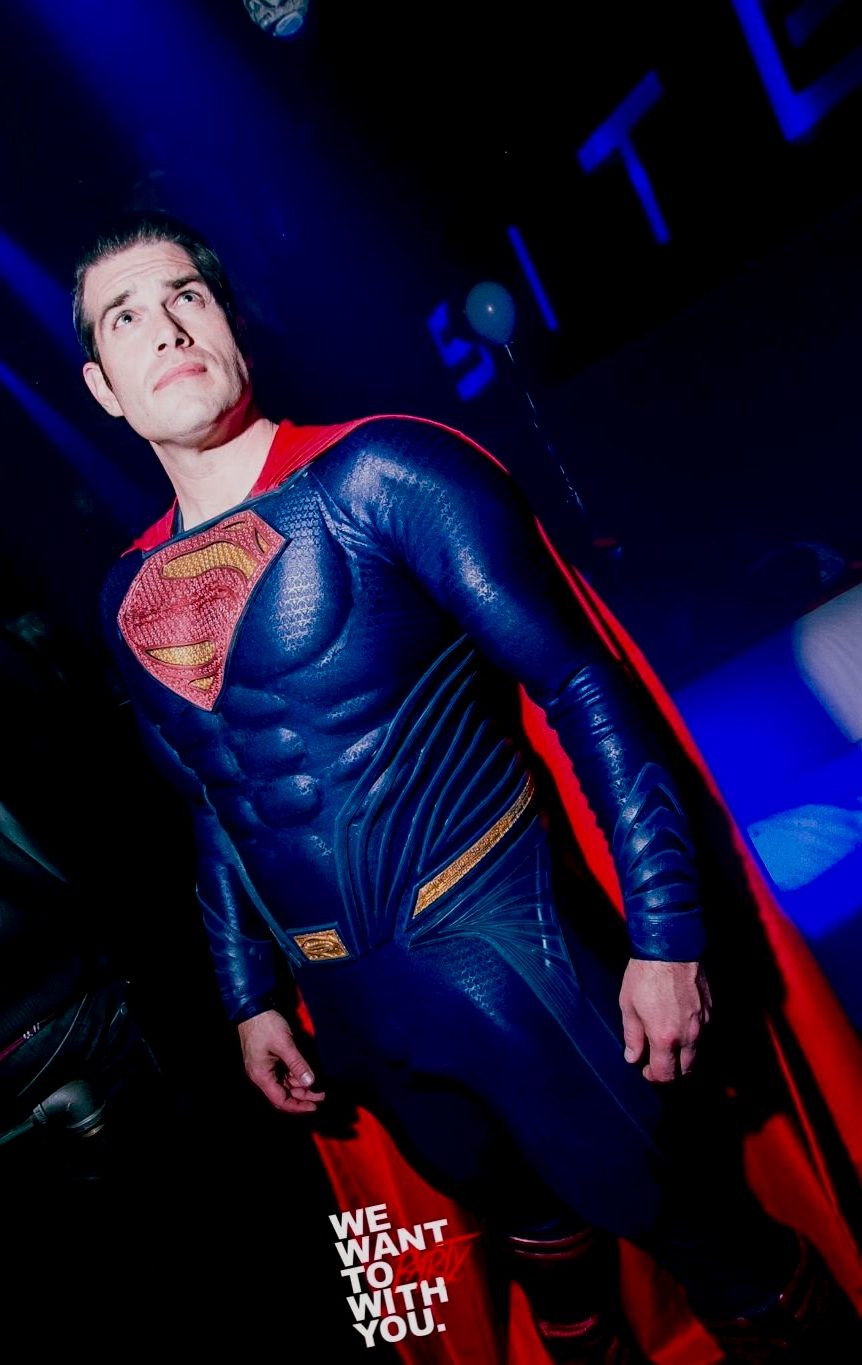 Man of Steel Halloween