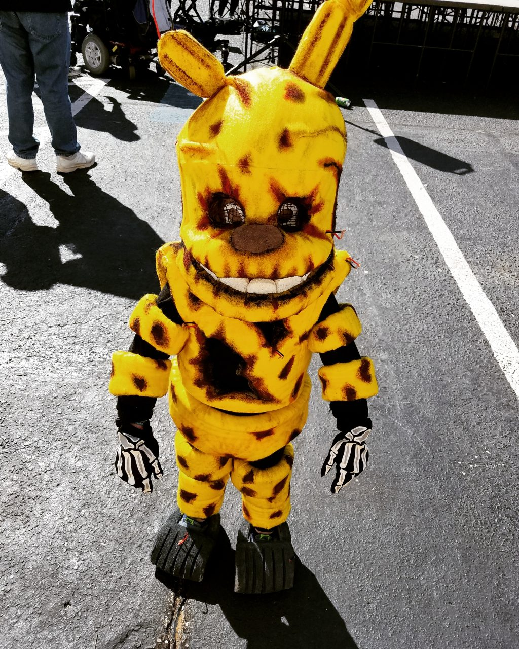 springtrap five nights at freddys costume