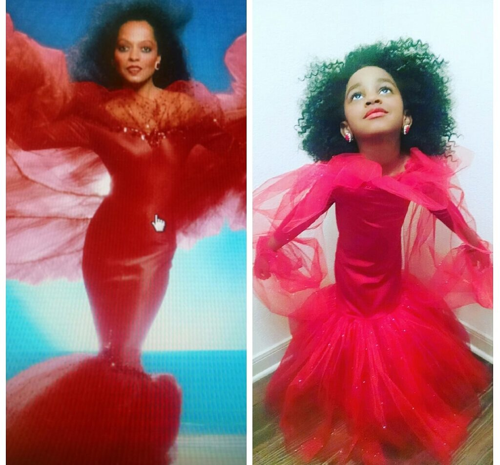 diana ross costume