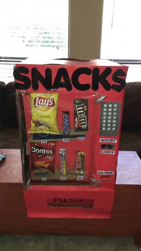 The Snack Machine