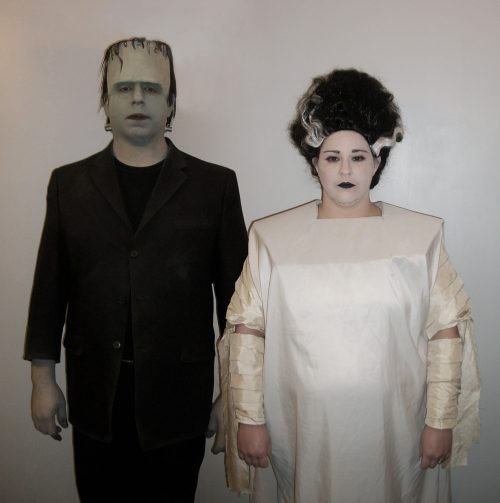The Monster and his Bride