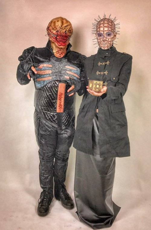 Pinhead and The Chatterer