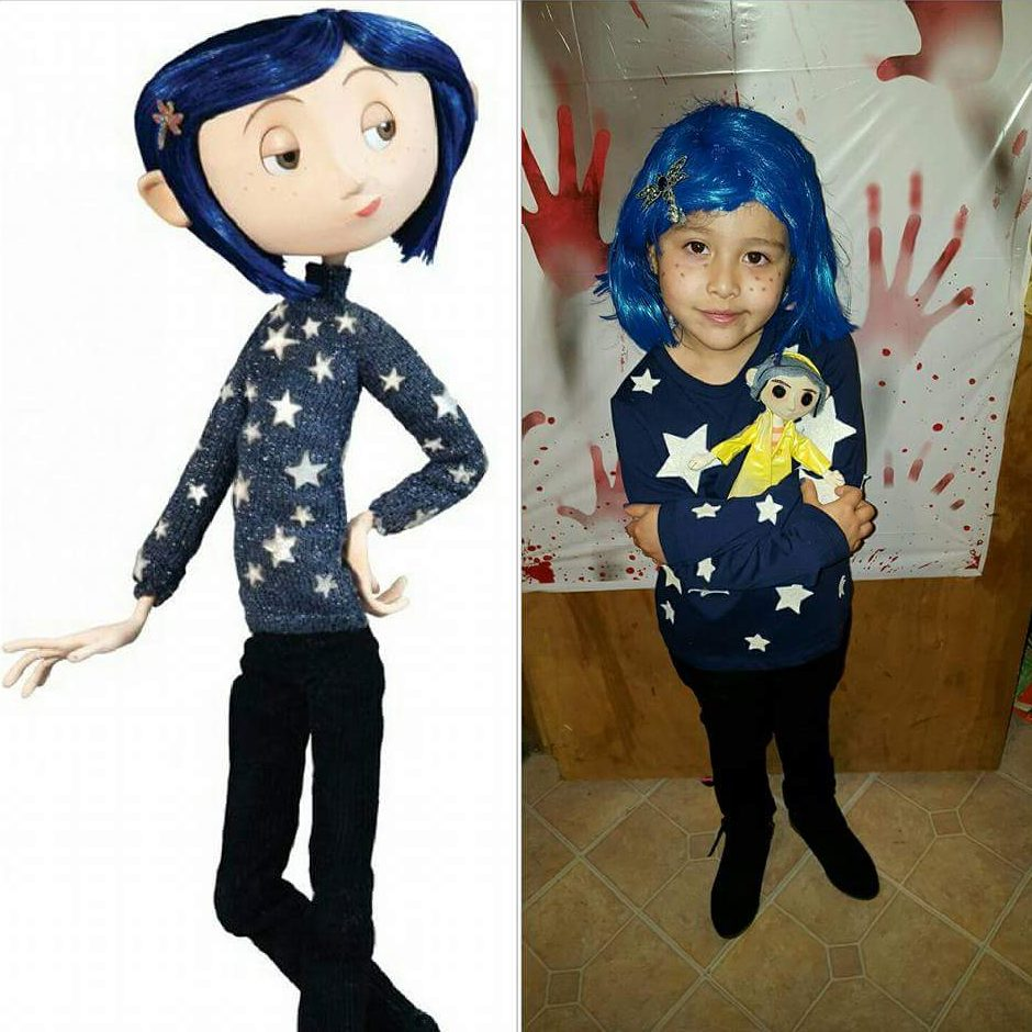 Coraline Halloween Costume Contest