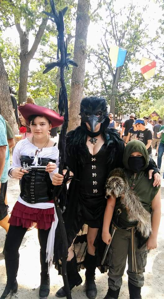 Family of Costumes