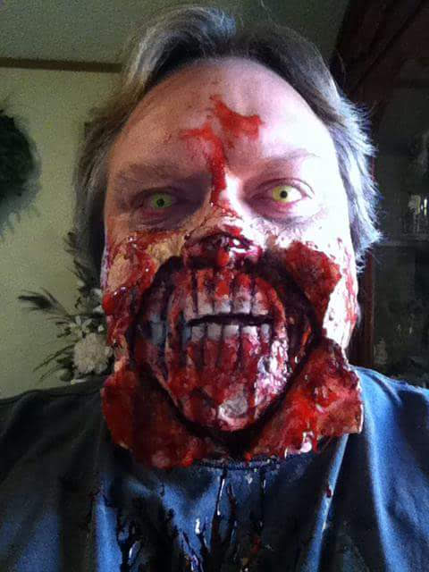 Face Off Zombie