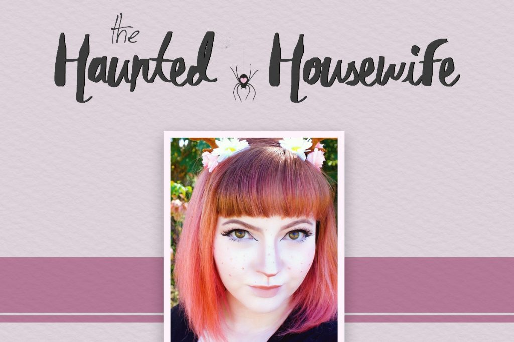 The Haunted Housewife