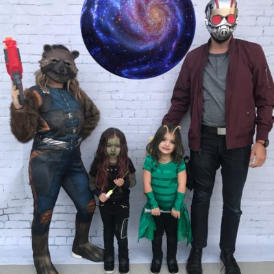 Guardians of the Galaxy Family