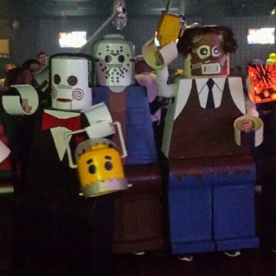 Lego Men Horror Villans