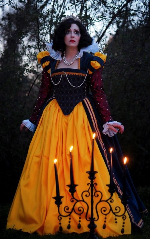 Historically Inspired Dark Snow White