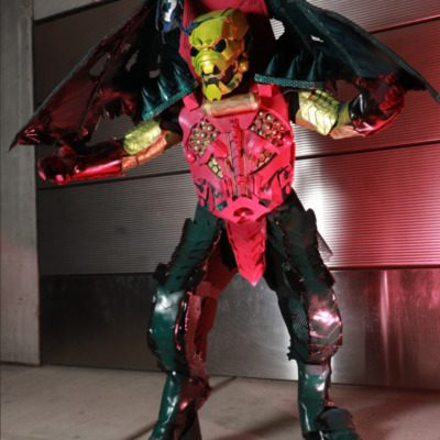 Annihilus the Living Death That Walks