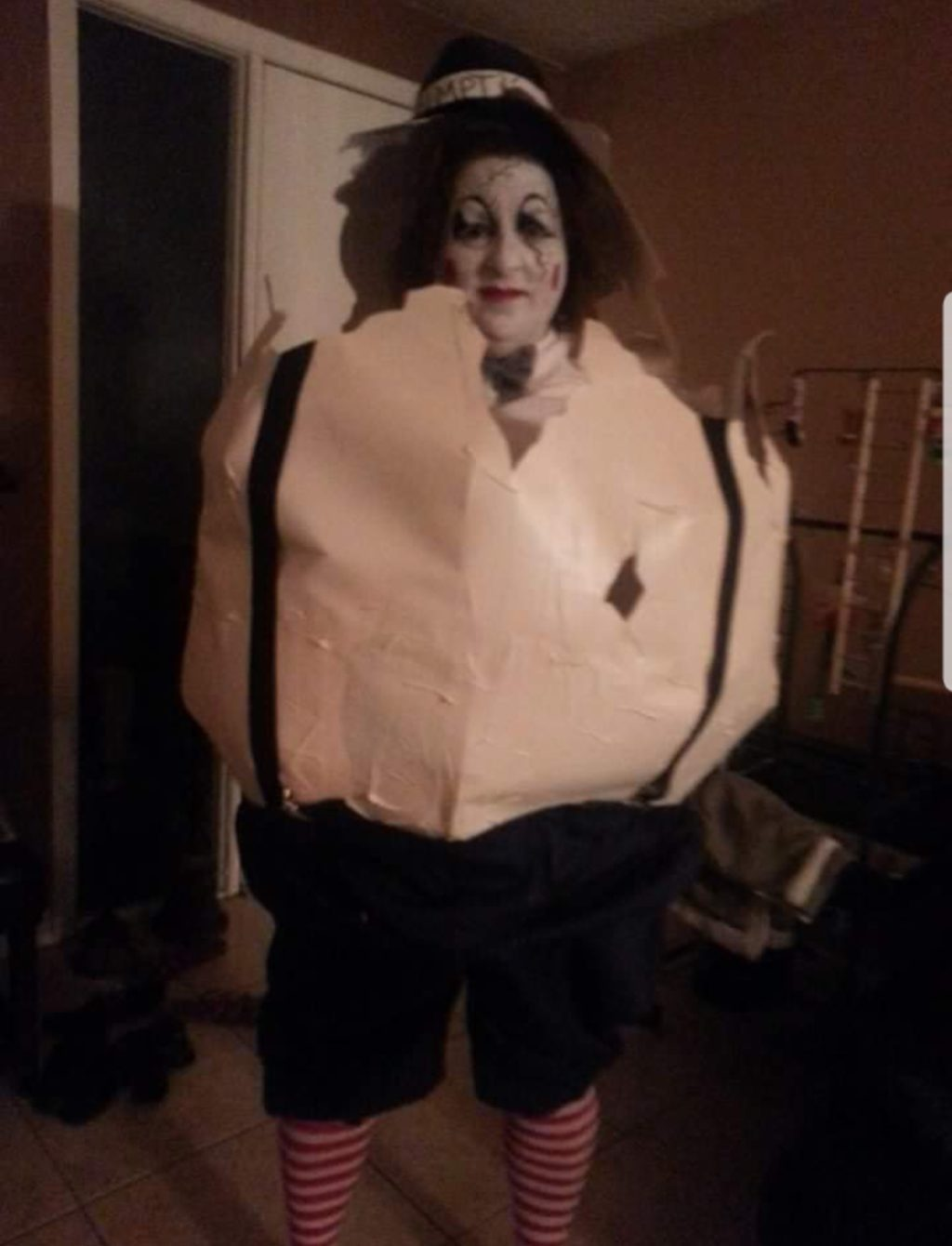 Humpty Dumpty had a Great Fall Costume