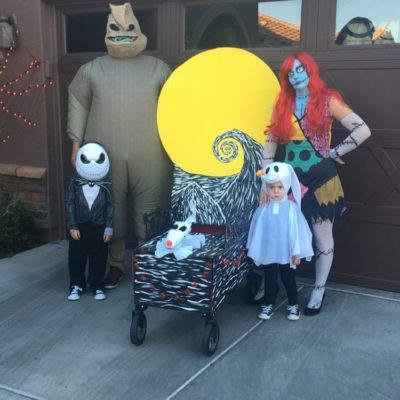 Nightmare Before Christmas Family!