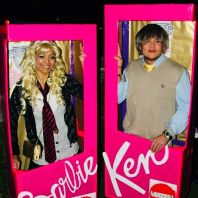 1999 Barbie Doll and Ken