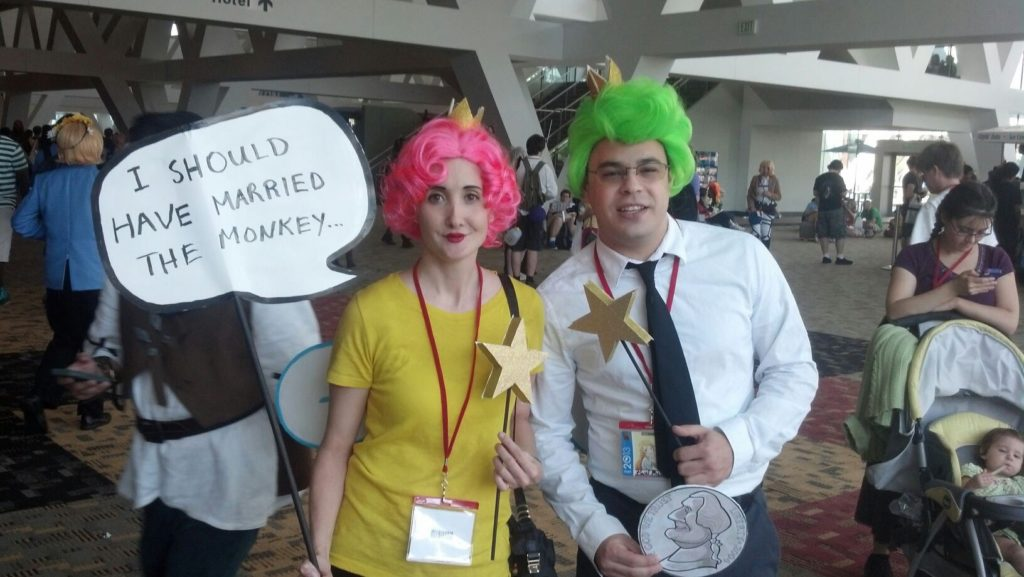 Fairly OddParents: Cosmo and Wanda