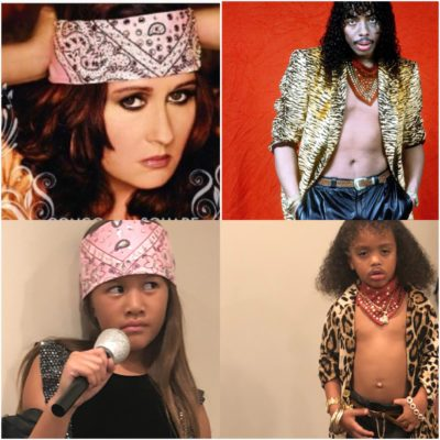 Rick James and Teena Marie