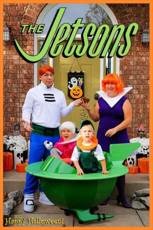 The Jetsons Family
