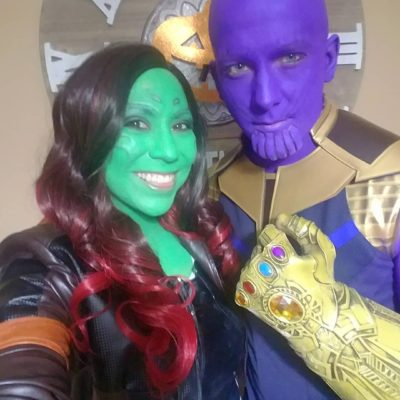 Halloween 2018 - Thanos & Gamora Closeup-1.jpg
