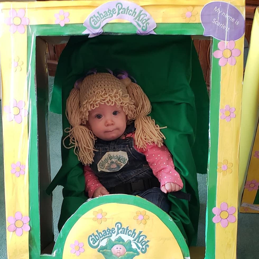 cabbage patch kids | halloween costume contest 2018