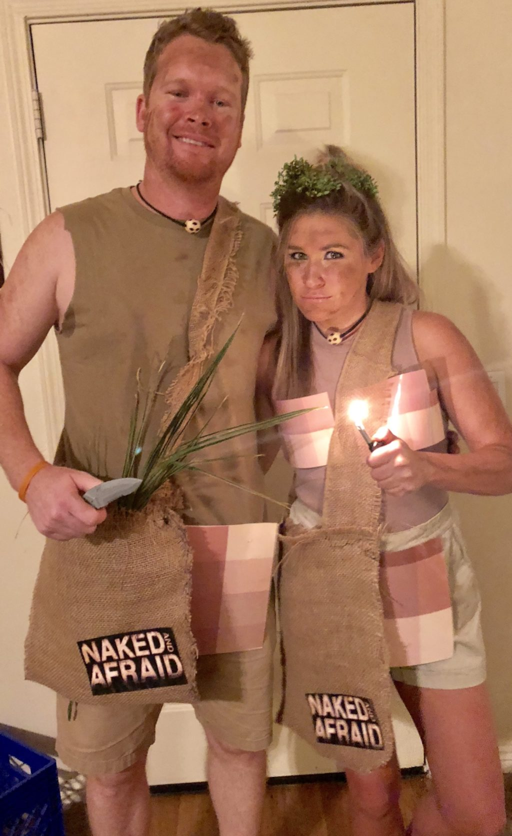Naked And Afraid  Halloween Costume Contest 2018-9878
