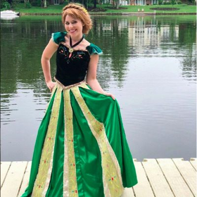 Princess Anna from Frozen