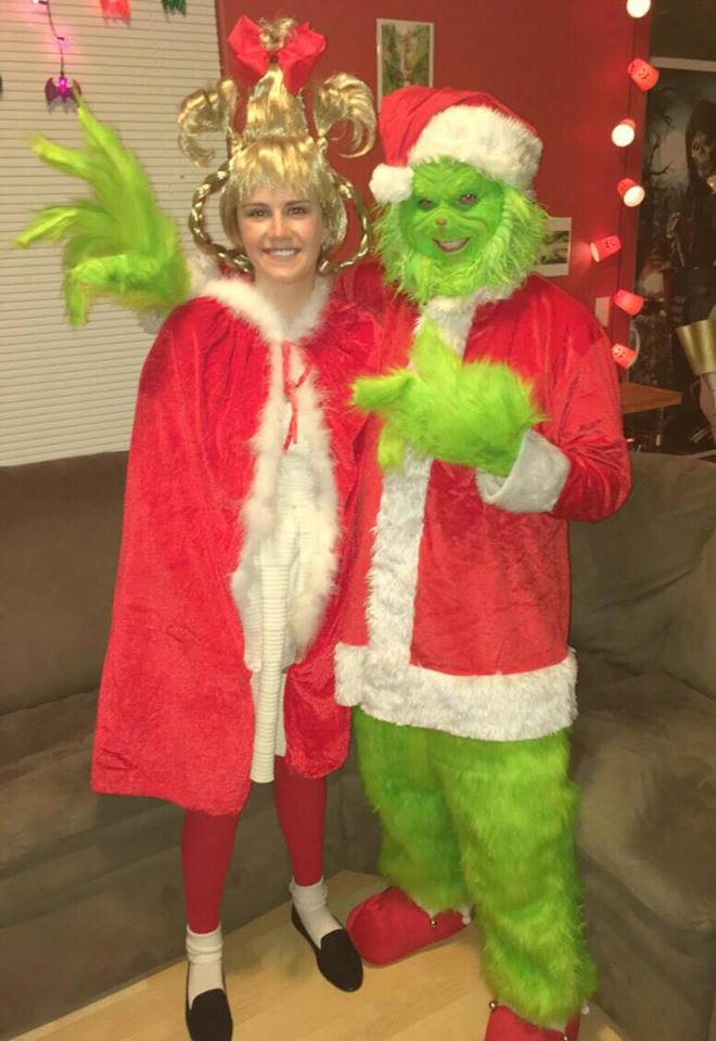 The Grinch Who Stole Halloween
