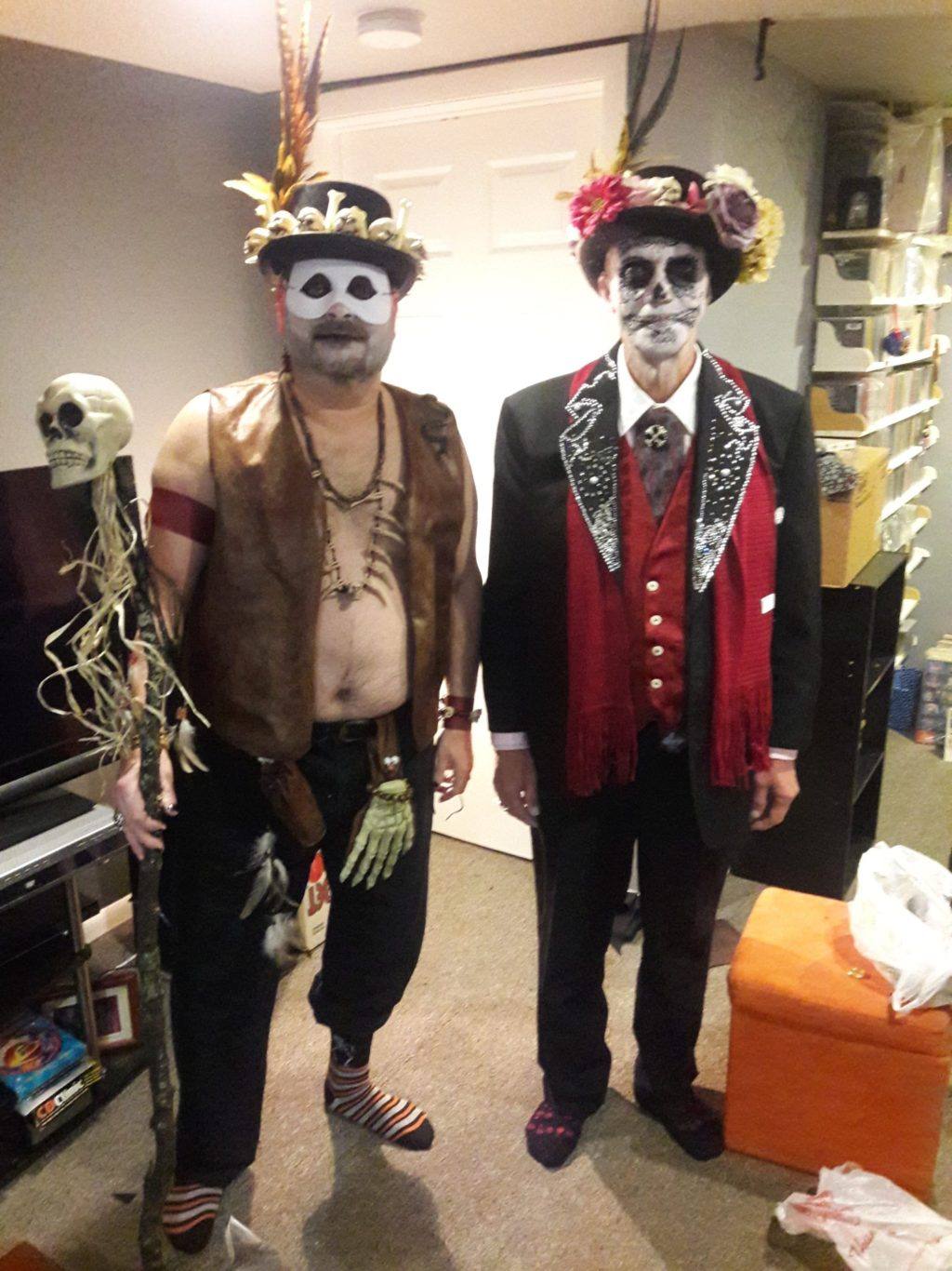 Day Of The Dead Halloween Costume Contest 2018