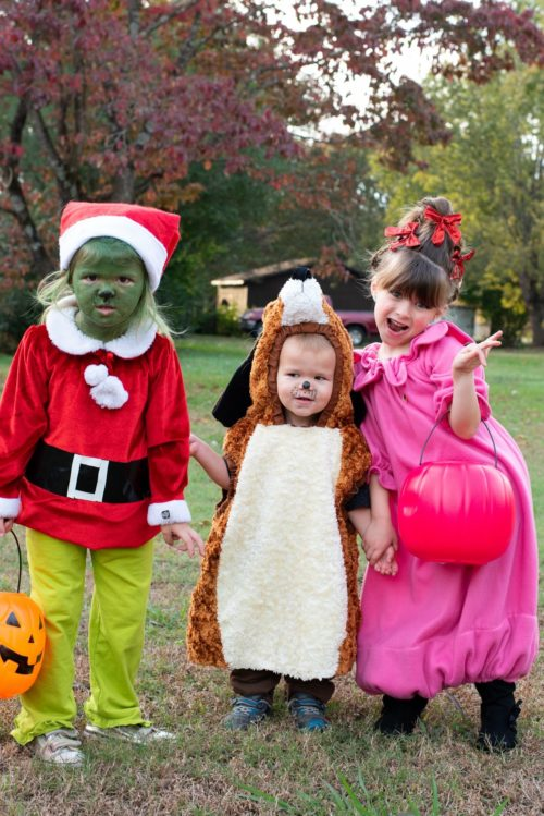 How the Grinch Stole Halloween