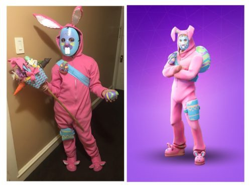 Fortnite Easter Skin