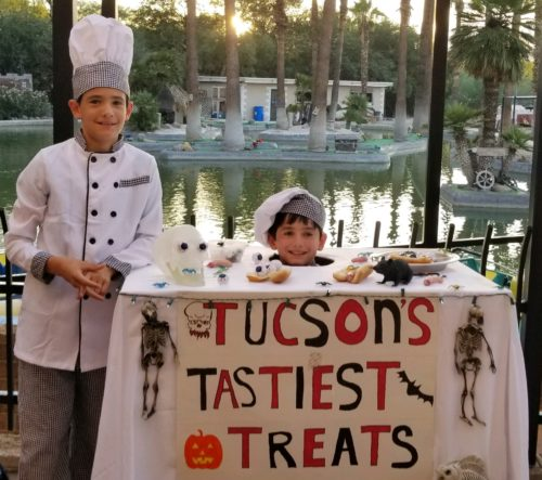 Haunted Food Cart Chefs