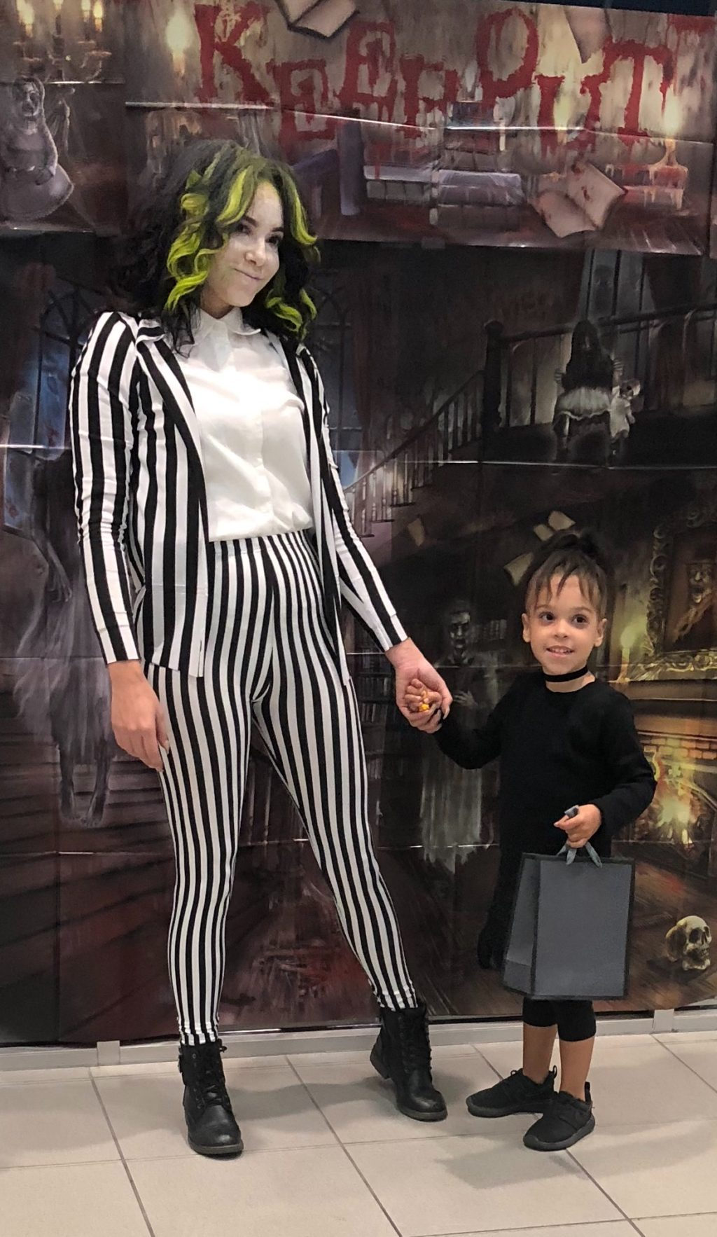 Kids Beetlejuice Costume Best Kids Costumes