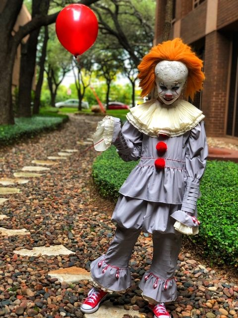 Pennywise the Tiny Dancing Clown