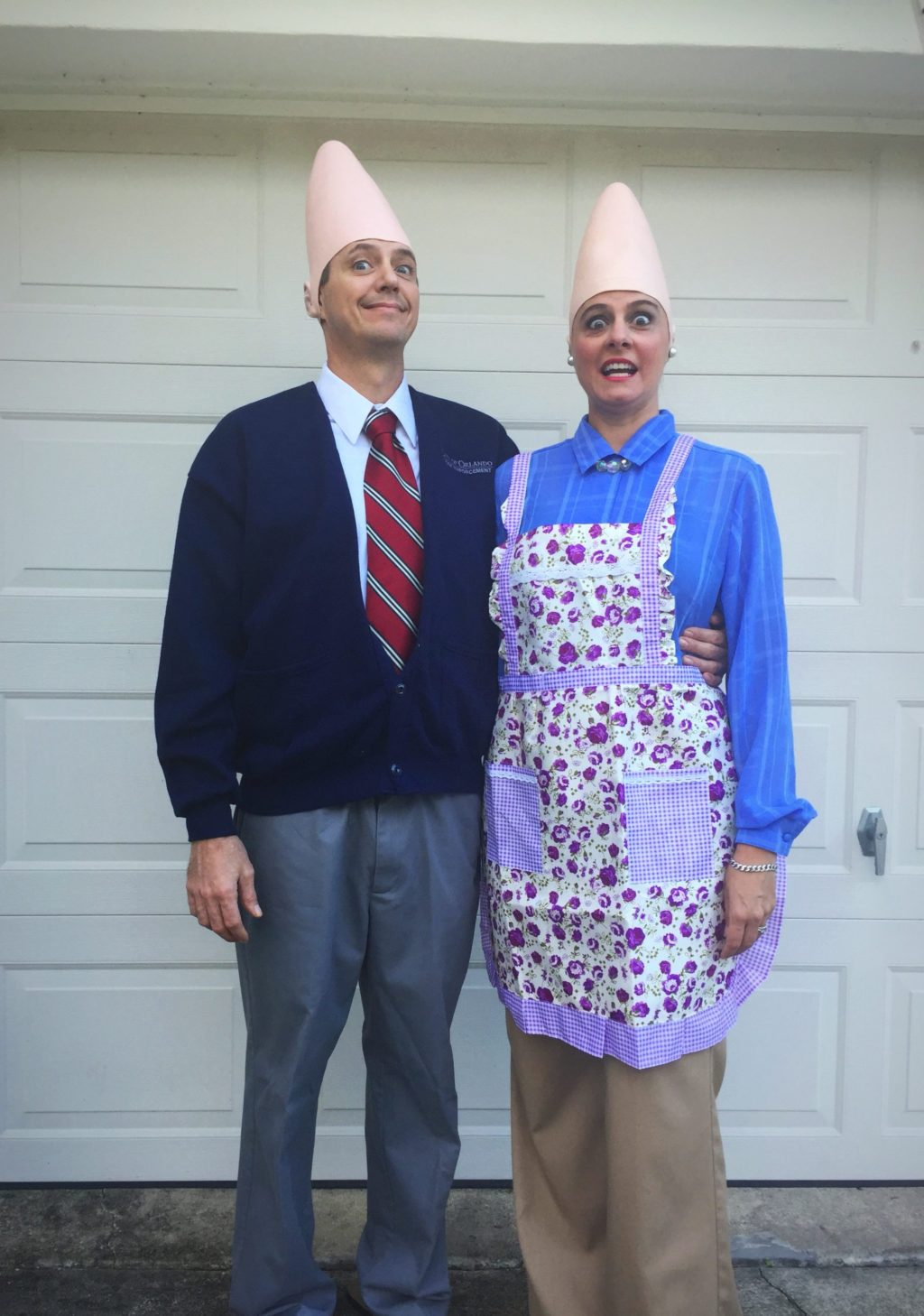 The Coneheads Halloween Costume Contest 2018