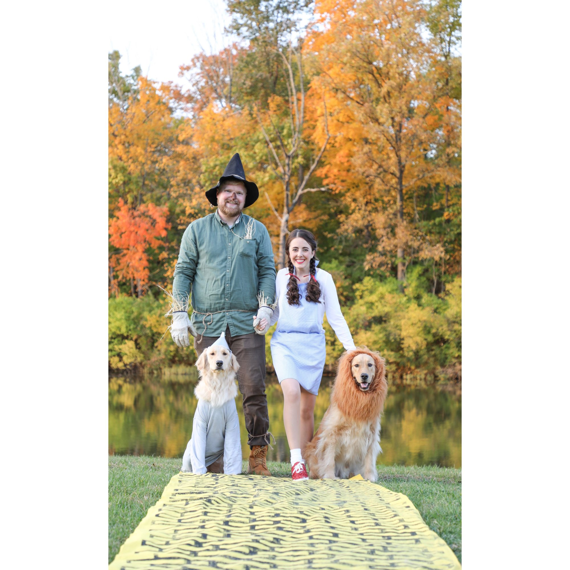 the wizard of oz | halloween costume contest 2018