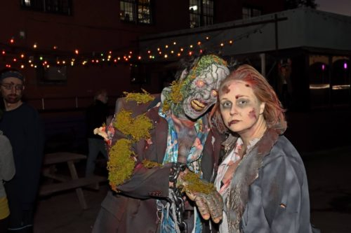 Mr. and Mrs. Zombie