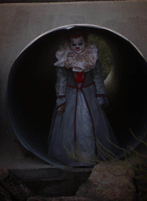 The Daughter of Pennywise