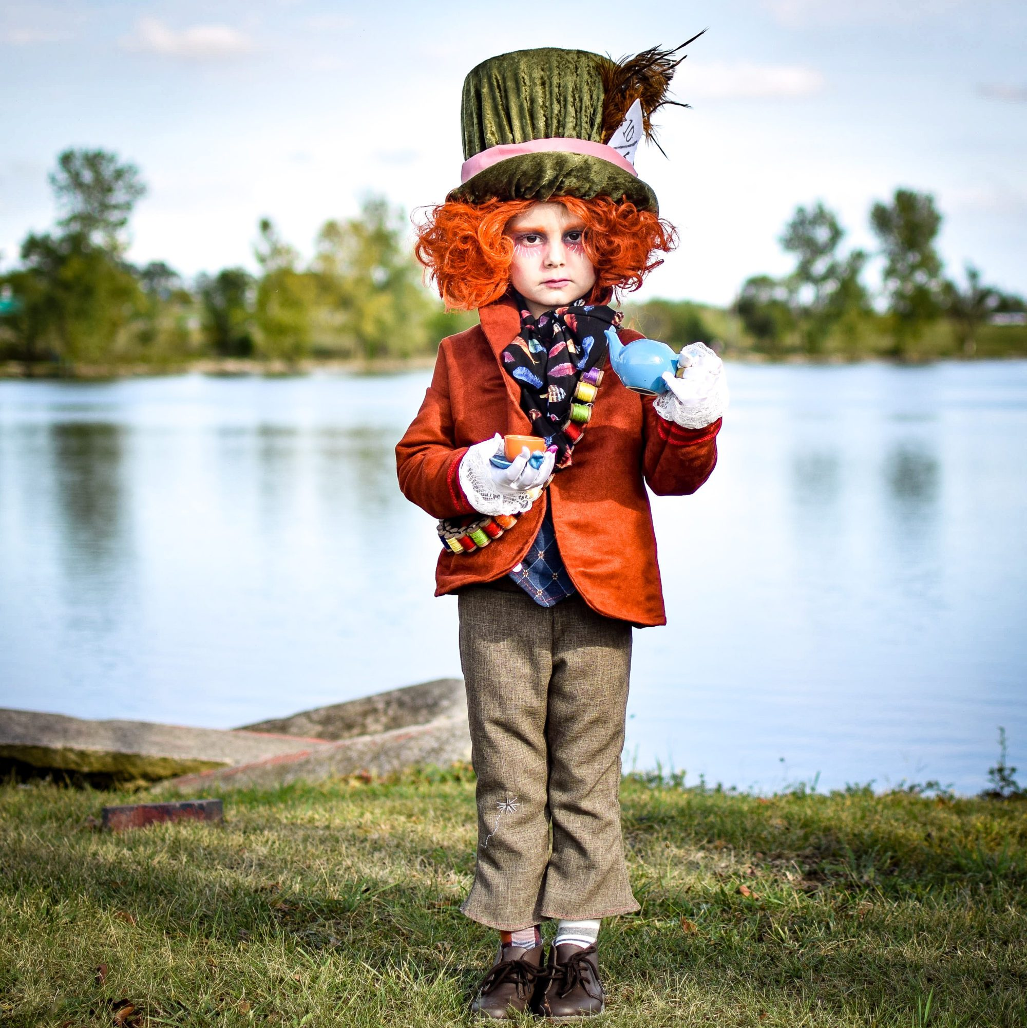The Mad Hatter Halloween Costume Contest
