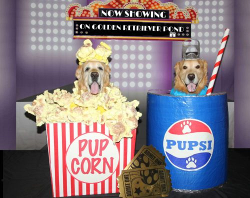 Get Pupcorn and Pupsi at the Movies!