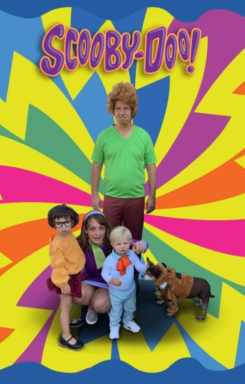 The Scooby Gang!