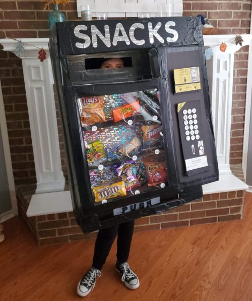 Snack Attack Vending Machine