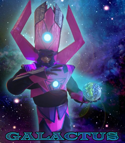 Don't let Galactus devour YOUR planet!