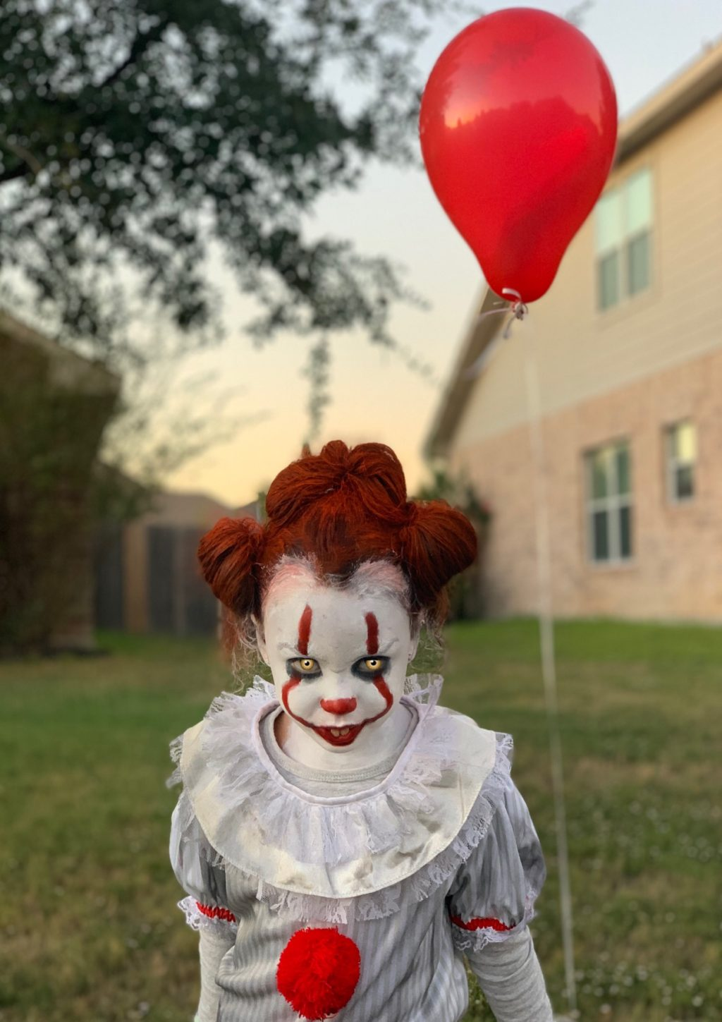 Pennywise and Georgie 🎈
