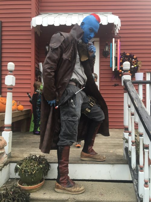 Yondu Guardian's of the Galaxy