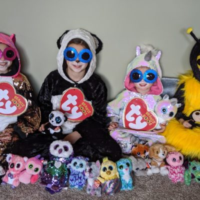 Larger than Life Beanie Boos