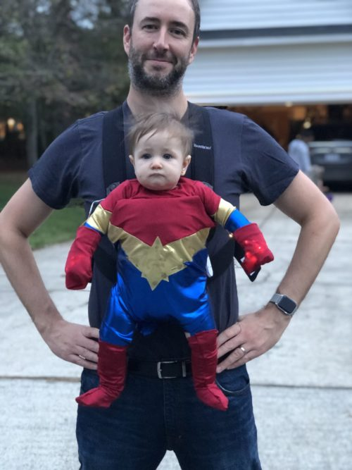 My Little Captain Marvel