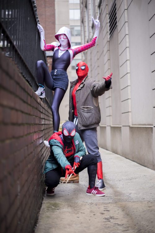 Spidey Dream Team!